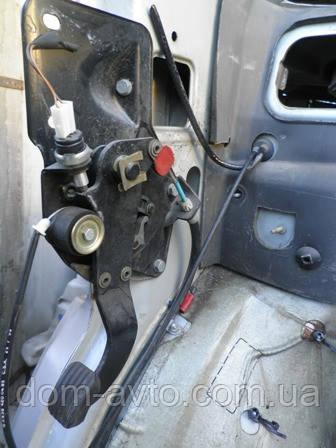 Механизм ручника вито 638 кузов