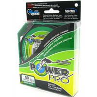 Плетеный шнур Power Pro диаметры от 0.08 до 0.50