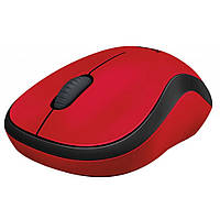 Мышка Logitech M220 Silent Red (910-004880)