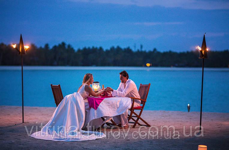 Медовый месяц на Мальдивах - скидки для молодоженов!