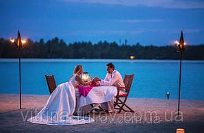 Медовий місяць на Мальдівах - знижки для молодят!