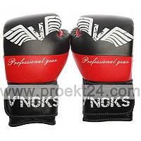 Боксерские перчатки V`Noks Potente Red-16 oz