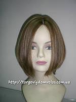 """Короткий парик из натуральных волос """"Daisy"""""""