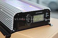 Инвертор сетевой Grid ветрогенератора, 48в на 220в 1000Вт LCD онлайн инвертор с ветряка напрямую в электросеть