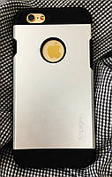 Чехол Spigen Slim Armor iPhone 6S\6 (HQ-копия), Grey, фото 1
