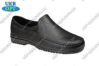 Мужские туфли черные (Код: ТМ-01)