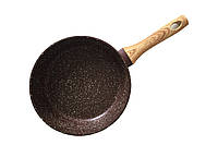 Сковорода для жарки MOSSES STONE 24x6,5 см (алюм. С антиприг. Покрыт.)