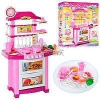 Игровая детская кухня Super Cook 889-4 со звуком и светом