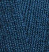 Пряжа Alize lanagold 800 темно-бирюзовый