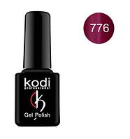 Гель-лак Kodi Moon Light №776 с эффектом кошачий глаз (бордовый с шиммером) 8мл