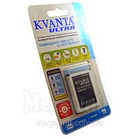 Усиленный аккумулятор KVANTA. Samsung Galaxy S2 (I9100) 1800мАч