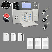 GSM сигнализация, GSM Alarm System - 3х3