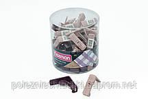 Зажим для скатерти (пластик) (48 шт. В промо-тубусе)