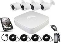 LONGSE XVR2004PDA30 Комплект видеонаблюдения XVR2004PDA30