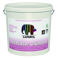 Глянцевая лессирующая краска для внутренних работ Caparol DecoLasur Glanzend (Капарол Деко Лазурь) 2,5 L