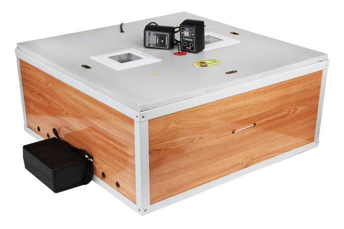 Инкубатор автомат Курочка Ряба ИБА-80 в пластиковом корпусе с вентилятором