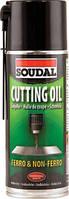 Охлаждающий аэрозоль Soudal Cutting Oil 400мл