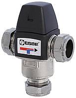Термостатический клапан Esbe VTA 333 (35-60°С, CPF 22мм.) смесительный