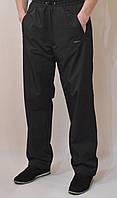 Мужские утепленные спортивные штаны (плащевка+флис) AVIC.
