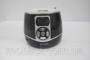Колонка WSTER WS-930N Black (AR-1384)