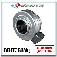 ВЕНТС ВКМц 100 Канальный центробежный вентилятор