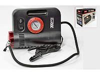 Автомобильный компрессор 12В (300psi) манометр/фонарь COIDO 2155
