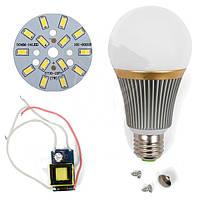 Светодиодная (LED) лампа SQ-Q23 5730 7 Вт, холодный белый, E27 (комплект)