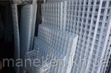 Сетка для торговли 1,9х0,9 ф3,5 с ячейкой 5х5, фото 2