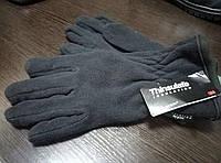 Зимние перчатки Черные 3M 40gThinsulate  на - 18С