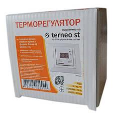 Терморегулятор terneo st .