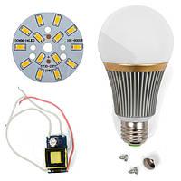 Светодиодная (LED) лампа SQ-Q23 5730 7 Вт, теплый белый, E27 (комплект)