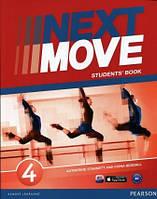 Учебник по английскому языку Next Move 4 Students' Book