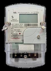 Счетчик 2102-01.Е2МСТР1 220В (5-60) А с радиомодулем (ZigBee), с реле управления нагрузкой. Nik