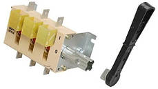 Выключатель-разъединитель ВР32И-37А30220 400А без ДГК ИЭК. IEK