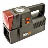 Компрессор 250PSI с фонарем и аварийным сигналом 12V COIDO 3325