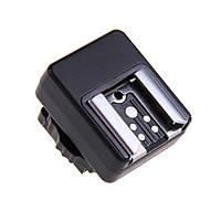 Адаптер переходник для камер Sony и вспышек Canon