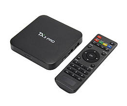 Smart TV приставка Tanix TX3 Pro 1Gb S905X