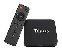 Smart TV приставка Tanix TX5 Pro 2Gb S905X
