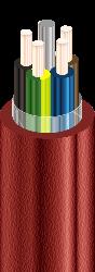 Кабель ВВГ нгд 5х4-0,66 ЭЛТИЗ.
