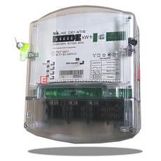 Счетчик НИК-2301 АП1В 380В 3ф (5-100А) с индикатором магнитного поля. Nik