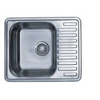Мойка для кухни 485*585 декор