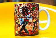 """Чашка """"Боб Марли"""", фото 1"""