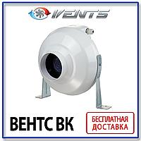 Канальный центробежный вентилятор ВЕНТС ВК 100 Б