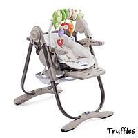 Крісло для годування Chicco Polly Magic 2017 Truffles