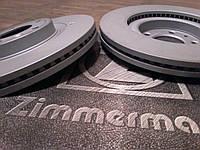 Тормозные диски Zimmermann (производитель Германия)