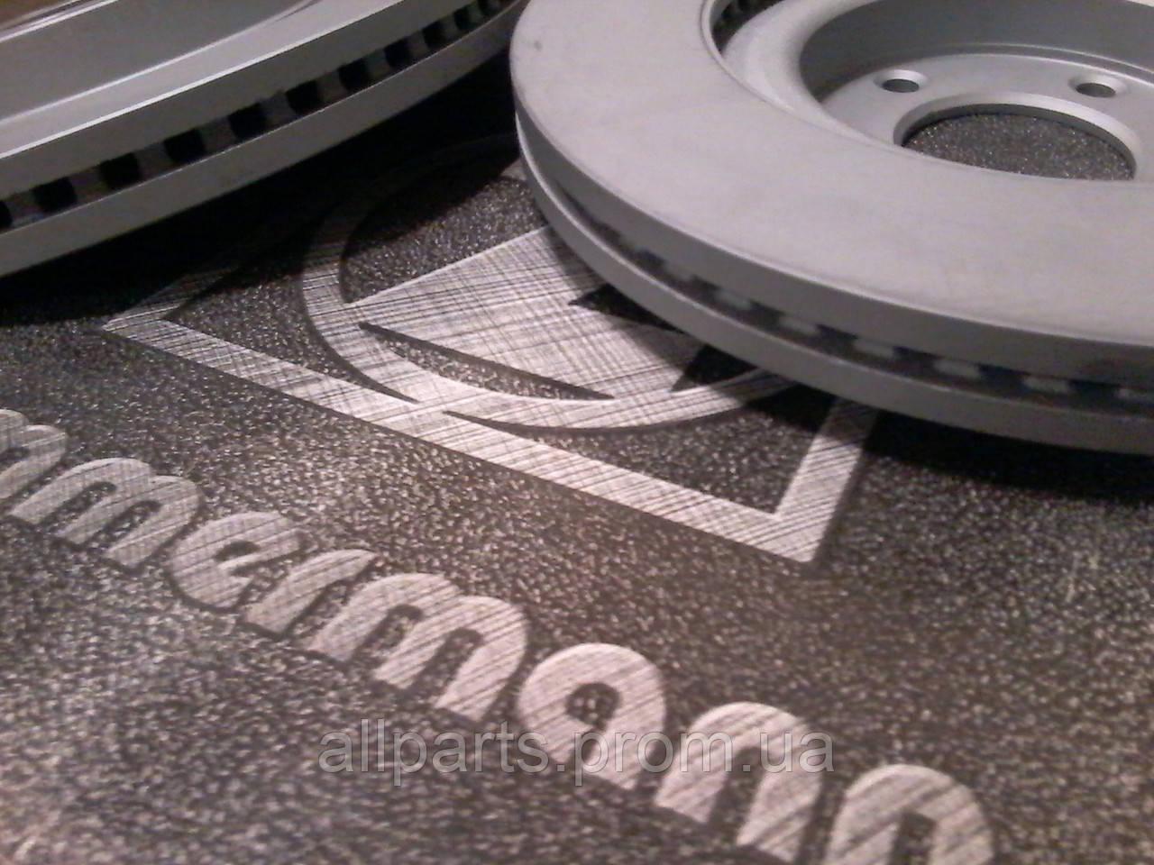 Тормозные диски Honda CR-V (RE, 2006- ) передние Zimmermann