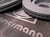 Тормозные колодки Honda CR-V (RE, 2006- ) передние производителя Zimmermann (Германия), фото 9