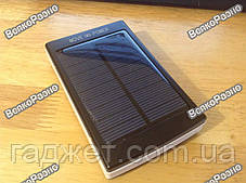 Solar power bank 30000 mAh зарядка на солнечной батареи, фото 2