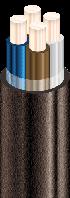 Кабель ВВГ 4х2,5-0,66 ЭЛТИЗ.