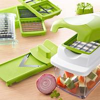 Овощерезка кубиками, мультинайсер Nicer Dicer Plus, найсер дайсер